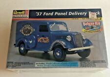 1998 FS Revell Monogram   1937 FORD PANEL DELIVERY TRUCK, Scale 1/25