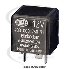New Genuine HELLA Flasher Relay Unit 4DB 003 750-711 Top German Quality