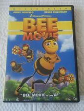 Bee Movie (DVD, 2008, Widescreen) with Bonus