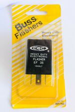 Turn Signal Flasher CEC Industries EF35 for Vehicles Not LED Compatible