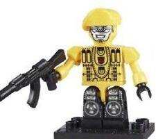 TRANSFORMERS Kreon Warriors Micro Changers II Army Soldier Bumblebee