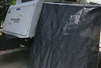 TRA Pop Top Caravan Privacy Screen End Wall / Side Sun Shade Awning Jayco Parts