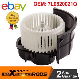 Ventilateur Moteur chauffage Pour Audi Q7 Porsche  CAYENNE  VW AMAROK 7L0820021