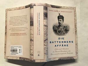 Buch, Oroschakoff, Die Battenberg Affäre, Leben des Gawriil Oroschakow, 2007