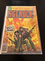 Sgt Rock No 303 DC Comic