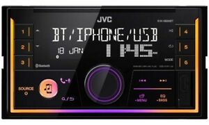 JVC KW-X830BT Bluetooth Android/ iPhone USB Receiver