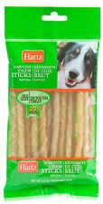 Hartz Rawhide Chew Sticks Natural 20 PK (pack of 1