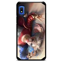 For Galaxy A10e / A10E Hybrid Case Cover Harley Quinn Laying