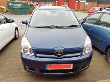 Toyota Corolla Verso 1.8 2004-2008 Breaking For Spare Parts