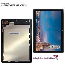 New Genuine Huawei MediaPad T3 10 AGS-W09 L09 L03 LCD Touch Screen Digitizer UK
