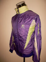 vintage FRANK SHORTER Nylon Jacke sport jacket shiny oldschool Trainingsjacke L