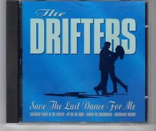 (HG622) The Drifters, Save The Last Dance For Me - 1997 CD
