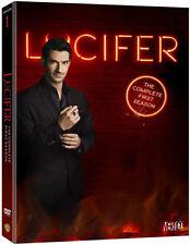 LUCIFER: THE COMPLETE FIRST SEASON (3PC) / (3PK) - DVD - Region 1