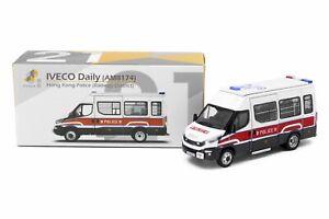 Tiny City 21 Die-cast Model Car - IVECO Daily Police Patrol Car