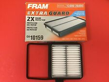 NEW High Quality Fram CA10159 Air Filter-Rigid Panel fits Prius 17801-21040