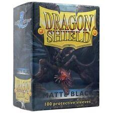 Dragon Shield 100 Matte Deck Protectors for MAGIC, POKEMON, FOW, CHOOSE YOURS!
