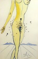 Salvador Dali, Original Engraving from Dali Illustre Casanova suite 1967, OBO!