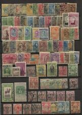 Thailand Nice Selection of Mostly Early Used on Stock Page Cv $200+
