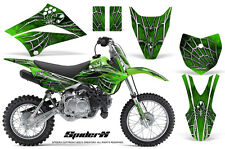 Kawasaki KLX110L KLX 110 L 2010-2017 Graphics Kit CREATORX Decals Stickers SXG