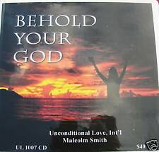 """Malcolm Smith """"Behold Your God"""" 5 hrs on cds"""