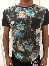 Biaggio Ital. Designer t-shirt t shirt talla L se sienta más bien como m 60% algodón nuevo