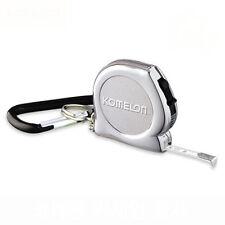 Komelon Keychain Mini Tape Measure 3m x 6mm Key Chain Rulers KMC-74K