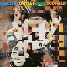 JOHN SCOFIELD - ELECTRIC OUTLET  CD NEU