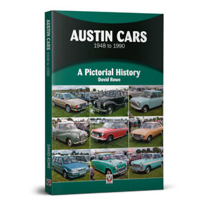 Austin Cars 1948 to 1990 A pictorial History book