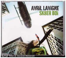 AVRIL LAVIGNE - SK8ER BOI (2 TRACKS + VIDEO)
