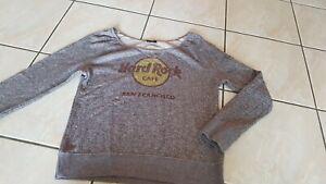 Hard Rock Cafe San Franzisco Pullover  Gr. 44 gebraucht /gepflegt  26/z21