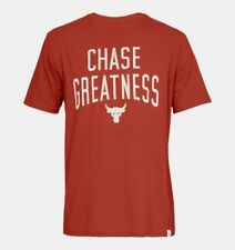 Men's Under Armour Project Rock Chase Greatness T-Shirt #1326383 Size Xl
