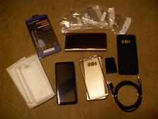 Samsung Galaxy S8 64gb Verizon + accessories