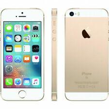 Apple iPhone SE Oro 64GB WIFI GPRS iOS Garantía Desbloqueado Smartphone Nuevo ES