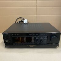 Sony TA-E1000ESD High End Surround Sound Hi-Fi Pre Amplifier in Black