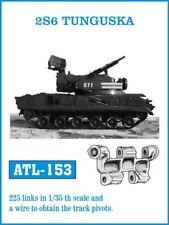 1/35 Friulmodel ATL-153 2S6 Tunguska Friul Metal Tracks