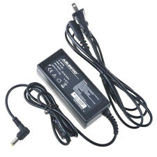 """AC Adapter for Samsung 24"""" T24C550ND LED HD TV Monitor Power Supply Cord Charger"""