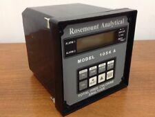 Rosemount Analytical Controller - Total Free Chlorine Analyzer, Model #1054 A
