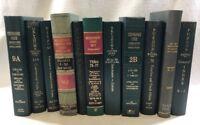 The Librarians TV Show Prop Production Foam Core Law Books Staging Set Decor