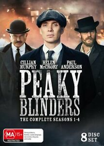 Peaky Blinders - Season 1-4 | Boxset DVD