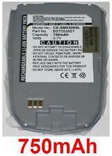 Batteria 750mAh tipo BST5528ST per SAMSUNG SGH-X506 SGH-X507