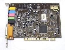 Scheda audio Creative Sound Blaster Live! CT4830 5.1 PCI