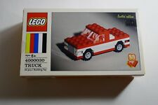 Lego 60th Anniversary Limited Edition Truck #4000030 RARE Numbered Box BRAND NEW