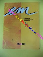 book libro EM HAUPTKURS 1997 HUEBER tedesco deutsch als fremdsprache (LG1)