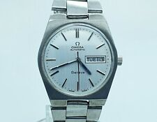 Vintage Omega Geneve Automatic Watch