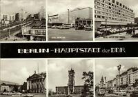 AK Berlin - Hauptstadt der DDR. Hotel Berolina Hotel U.d.L. Frankfurter Allee