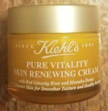 Kiehl's New Pure Vitality Skin Renewing Cream 1.7Oz - 50ml New Excellent Value.