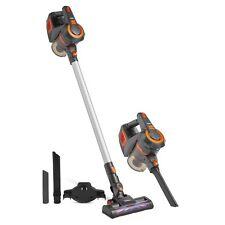 VonHaus 2-in-1 Cordless Handheld Vacuum Cleaner | Grey | 120W
