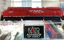 ***  Kato 176-7212 - Canadian Pacific Rail Systems  # 9138 - AC4400CW *** DCC