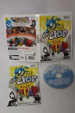 Wii De Blob Official Nintendo Game COMPLETE in Case with Instructions