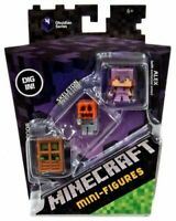 Sheared Sheep Newly Deboxed Minecraft Mini-figure Obsidian Series 4